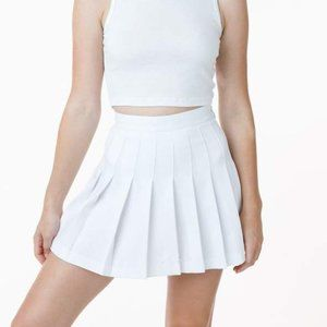 Tennis Pleated Skirt Size M